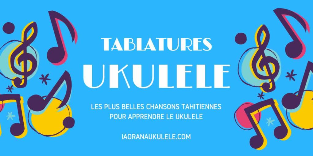 tablatures ukulele